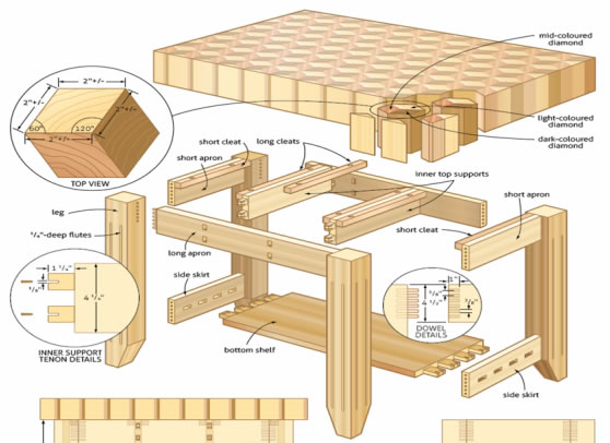 16 000 woodworking plans projects ted mcgrath