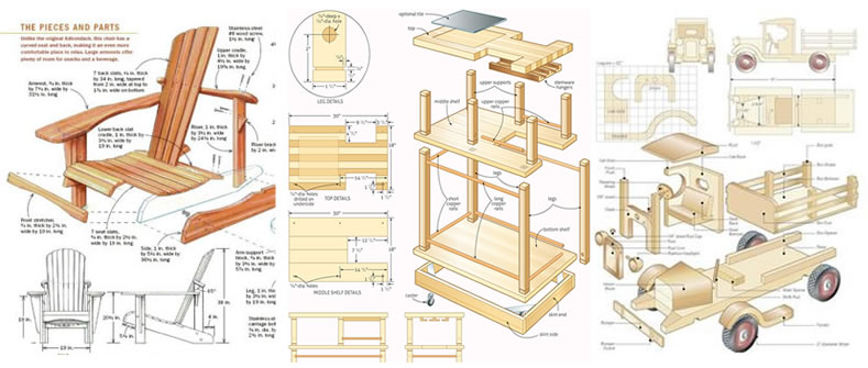 Instant Access to 16,000 Woodworking Plans and Projects ...