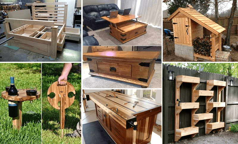 Amazing Woodworking Projects Cool